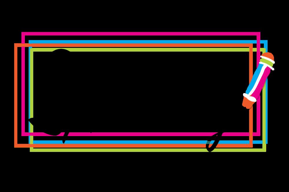 Black text logo